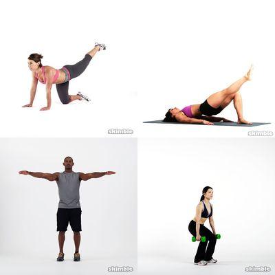 Workout 9 (Booty - 48 Min)