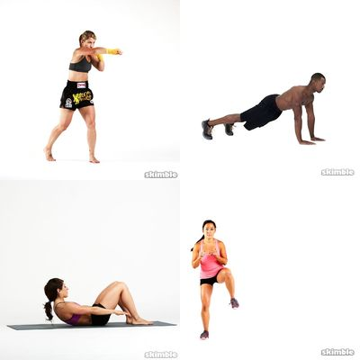 Monday- Abs/ Weight Loss