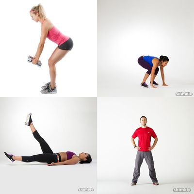 Kb High Intensity Workouts