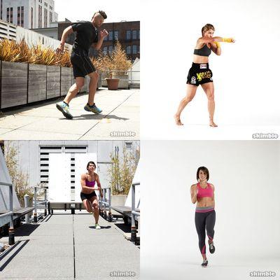 Cardio + Running