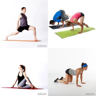 Hard Yoga