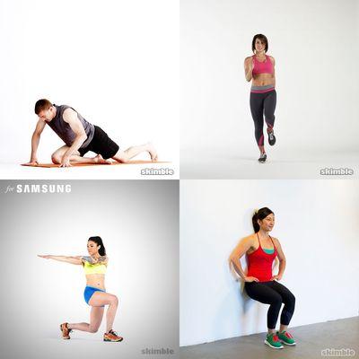 Karen's Workout