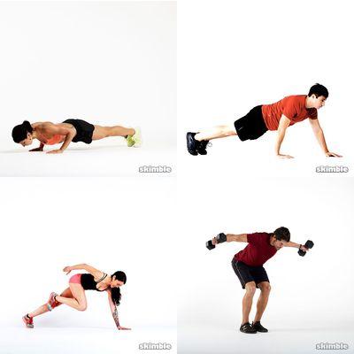 Workout Backlog