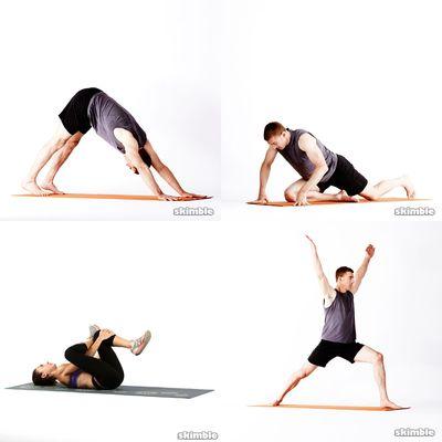 pre-post yoga