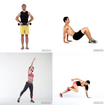 Kate's Workouts