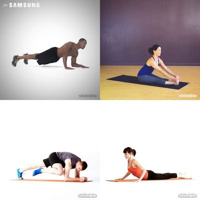 workout moves