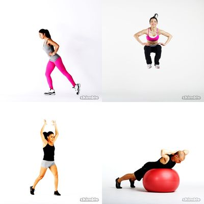 the workout collection