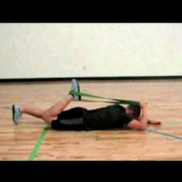 Active Isolated Stretching Lower Body (HeS)