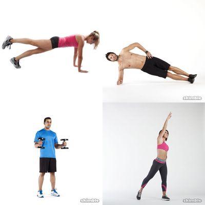 vinay workout