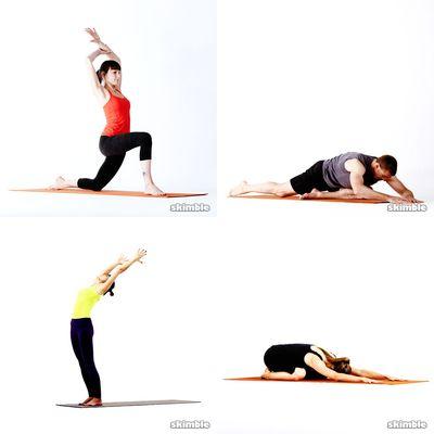 Yoga & Stretches
