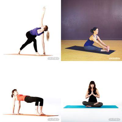 Yoga 10-15 mins