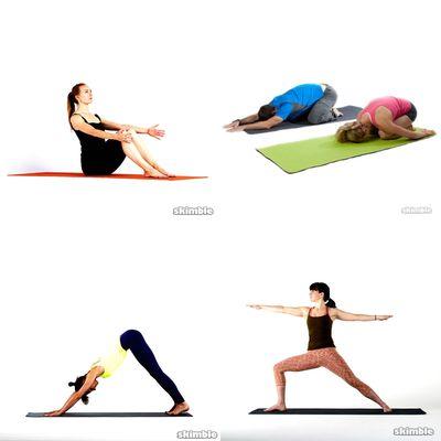Yoga 5-7 mins