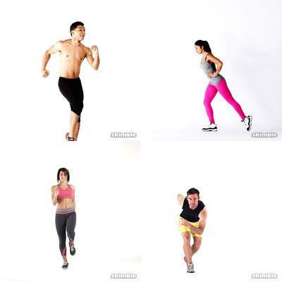 Legs & Lower Body