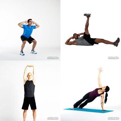 da workout