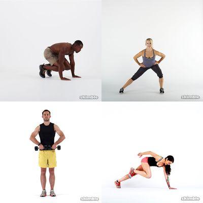 preferred workouts
