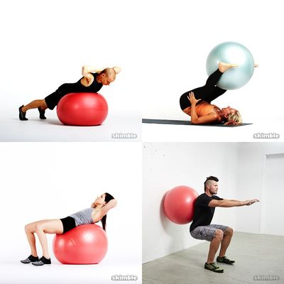 Ball excercise