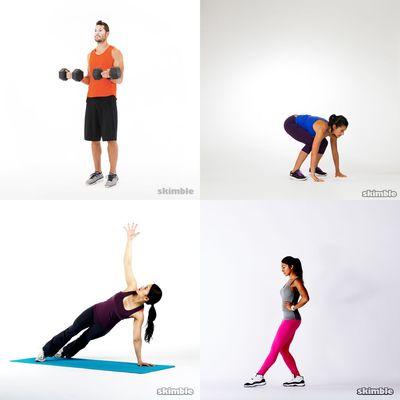 Full Body Workouts