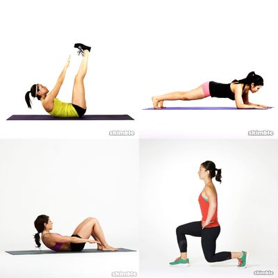 abs, core