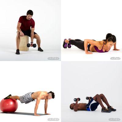 upper body muscle