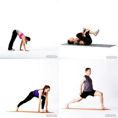 Yoga and Stretch