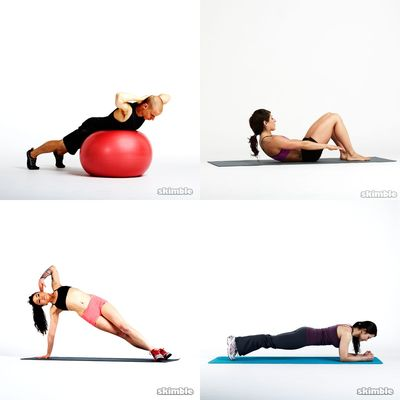 Abs/Core/Lower Body