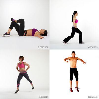 Full Body Interval 20 Mins