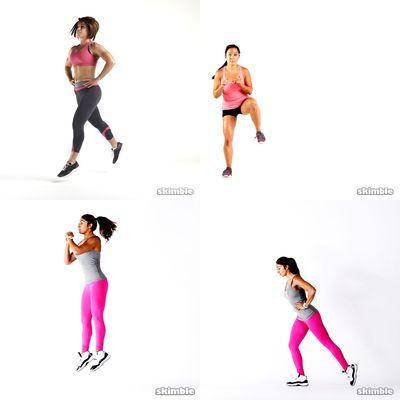 Efficient Workouts