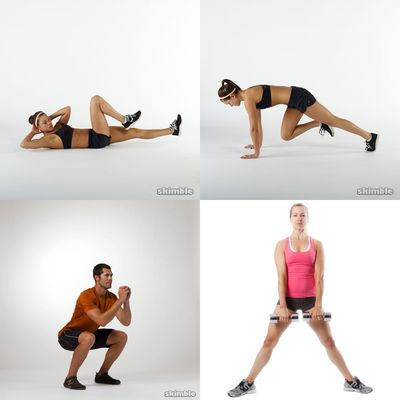 do workouts