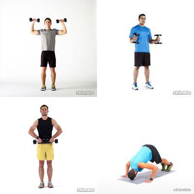 Stefan's Workouts