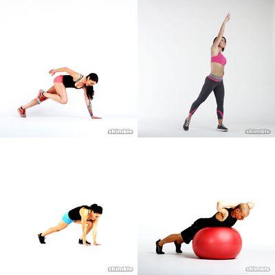 workout summer body