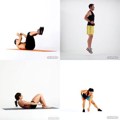 Giorgos exercises