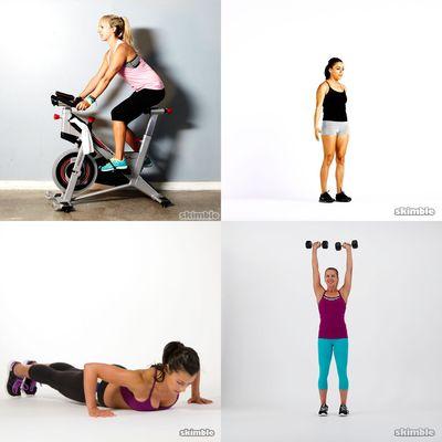 gym subsitutes
