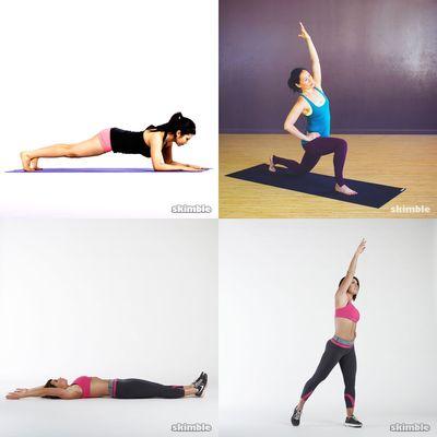 Workout synchro