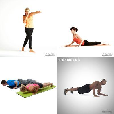 leuke workouts