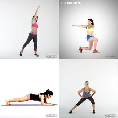 Mella workouts