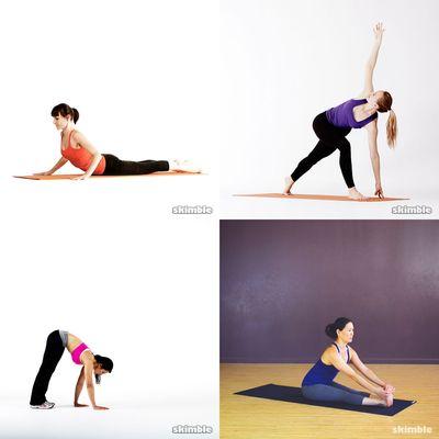 Stretche/yoga