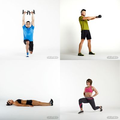 HIIT Fit and Strong