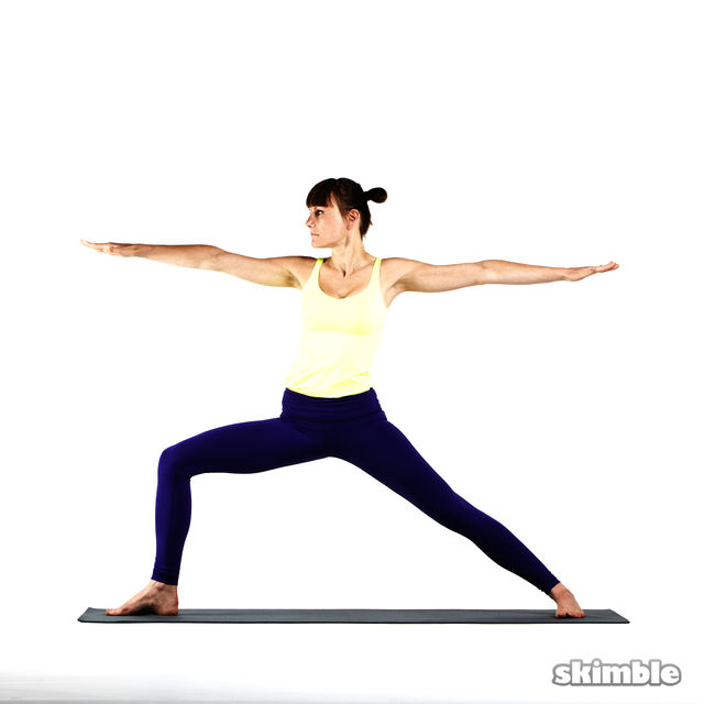 How to do: Right Bird of Paradise Sequence - Step 3