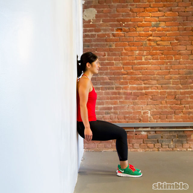 Wall Sit: Level I