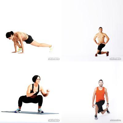 work outt
