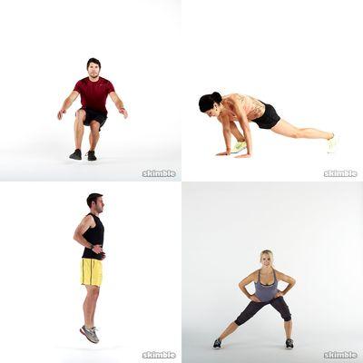 Workouts-legs
