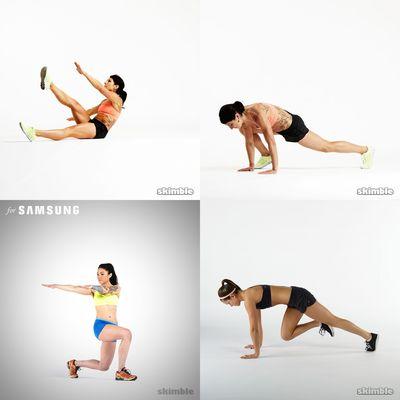 good workouts
