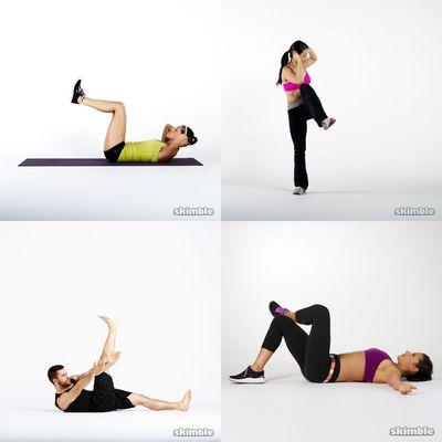 Obliques workouts
