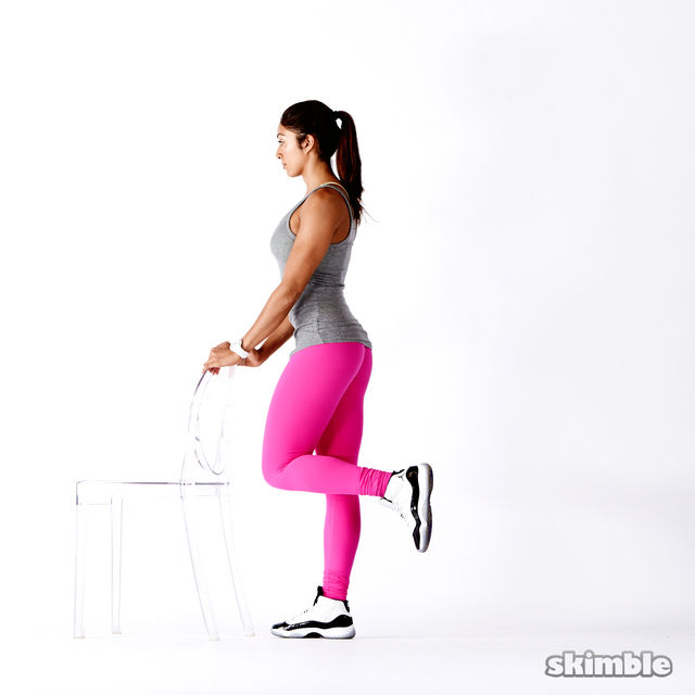 Bum Bum Booty Workout