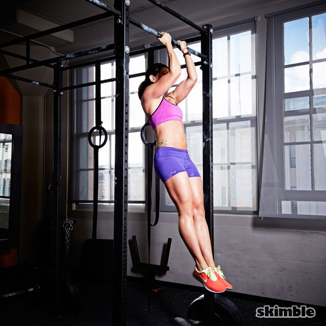 How to do: Chin-Ups - Step 2