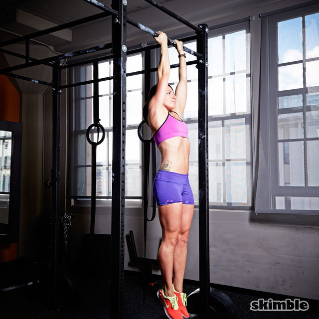 How to do: Chin-Ups - Step 1