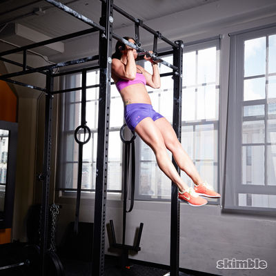 Neutral Grip Pull-Ups
