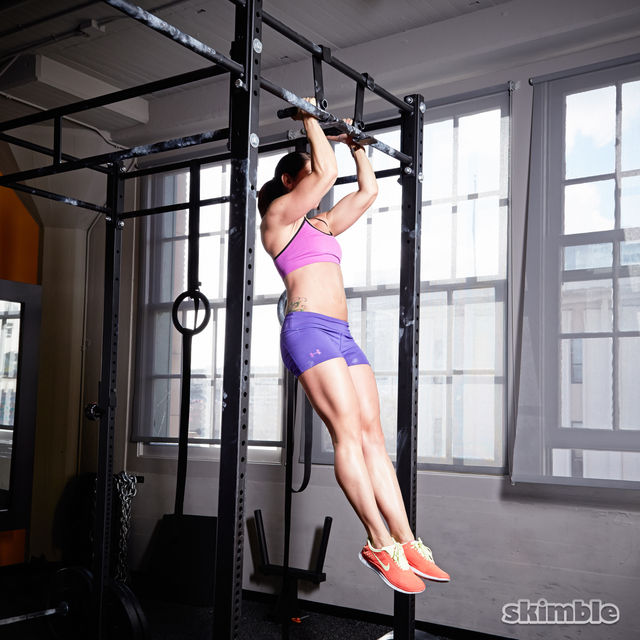 How to do: Neutral Grip Pull-Ups - Step 2