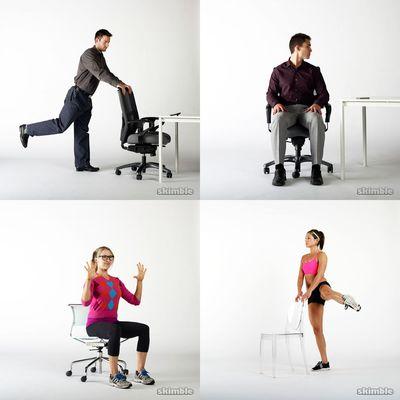work 7 min exercises
