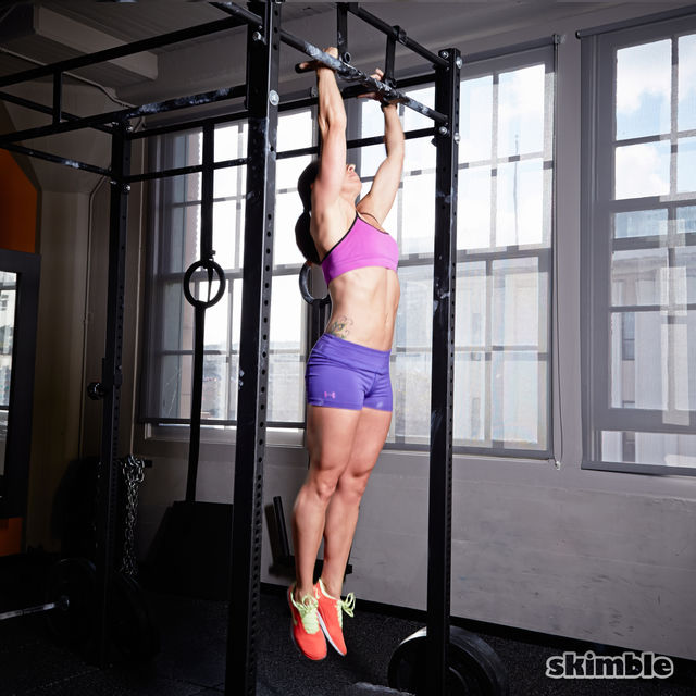 How to do: Neutral Grip Pull-Ups - Step 1